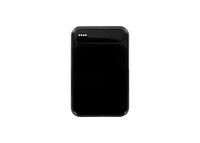 S-link IP-G256 5000mAh Powerbank 2 Usb Port Siyah LCD+LED Gösterli Taşınabilir Pil Şarj Cihazı