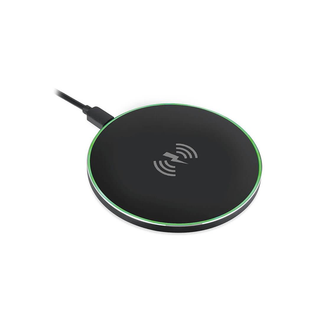 S-Link Swapp SW-CWF50 Disk 10.8W / 5W 9V/1.67 or 5V/2A Kablosuz Şarj Cihazı